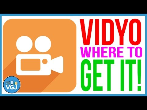 Vidyo - Where to Download? How to Record Your iPhone Screen.