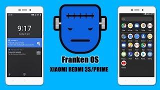 Franken OS & Blu Spark Kernel - Better Than MIUI 10