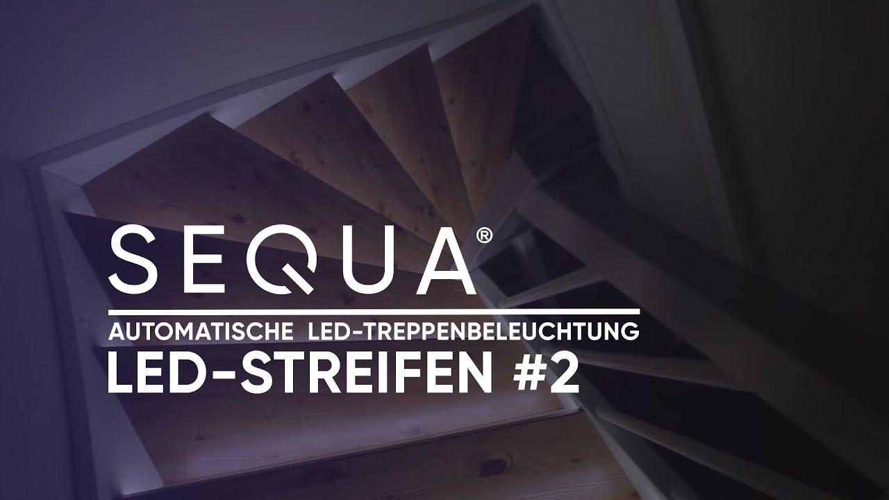 If Automatische LED Treppenbeleuchtung Mit LED Streifen