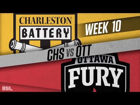 Charleston Battery vs Ottawa Fury FC: May 19, 2018