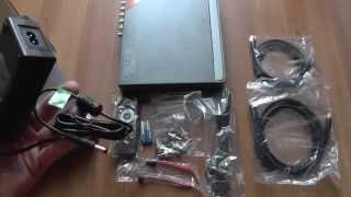 Q-See QT5682 CCTV 8CH 960H DVR - unboxing and hdd install