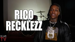 Rico Recklezz on Past Beef with FBG Duck & G Herbo Altercation with Baby Mother (Part 4)