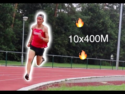 Workout Wednesday/10x400m��/The perfect training to improve on 1500m