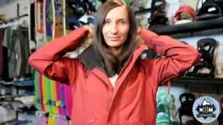 X3M Обзор: женская сноубордическая куртка Wanderlust Jacket