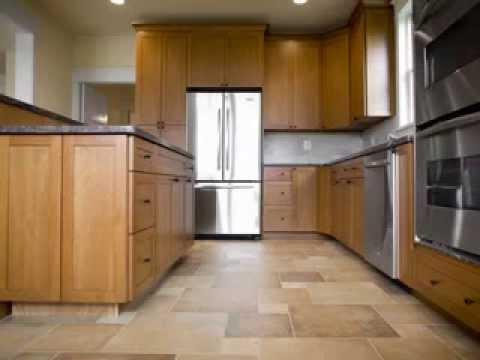 Kitchen Tile Flooring Design Ideas Youtube