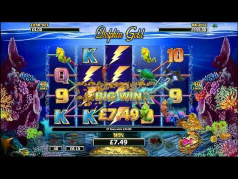 Dolphin Gold - Casino Kings
