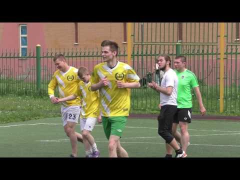 Дюжина 9-2 Империя (Домодедово), полный матч
