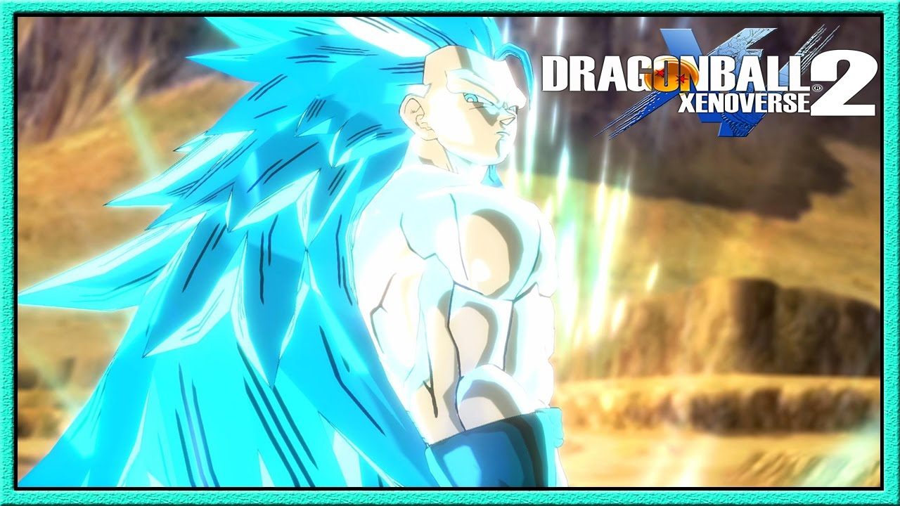 Dragon Ball Xenoverse 2 Pc Raditz Ssj3 Dragon Ball Heroes Mod