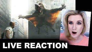 Rampage Trailer 2 REACTION