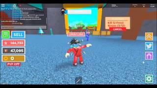 Haupt Roblox Ninja Masters ⚔️   Roblox Indonesia #1
