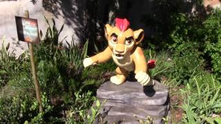 NEW Highlights from Disney Junior: The Lion Guard Adventure at Disney's Animal Kingdom, Disney World