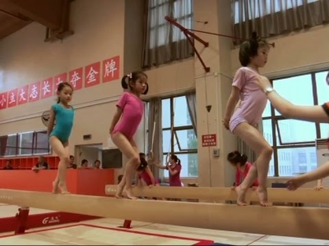 China Seeks New Approach to Gymnastics