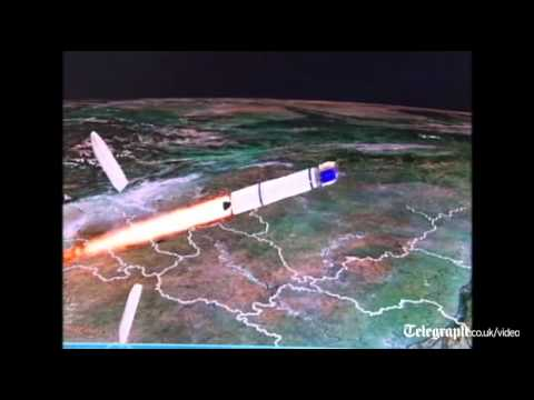 China Blasts Satellite Into Outer Space For Pakistan