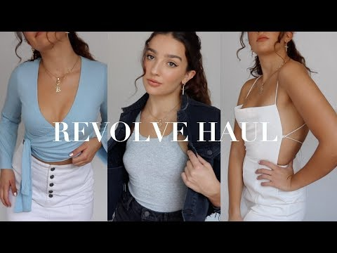 REVOLVE TRY ON HAUL 2019 | An Honest Review