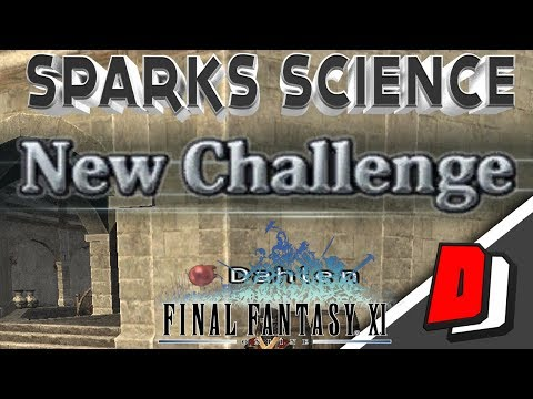 Final Fantasy XI (FFXI) - THE SCIENCE OF SPARKS!! - Best way to Farm Sparks of Eminence