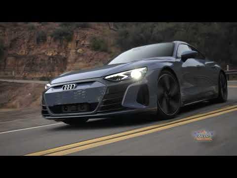 2022 Audi e-tron GT and RS e-tron GT