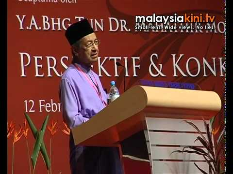 Mahathir concedes NEP abused but... ( part 2 ) Travel Video