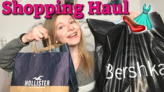 Shopping HAUL // Bershka , ZARA, ... / anniclip