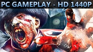 ZOMBI | PC GAMEPLAY | HD 1440P