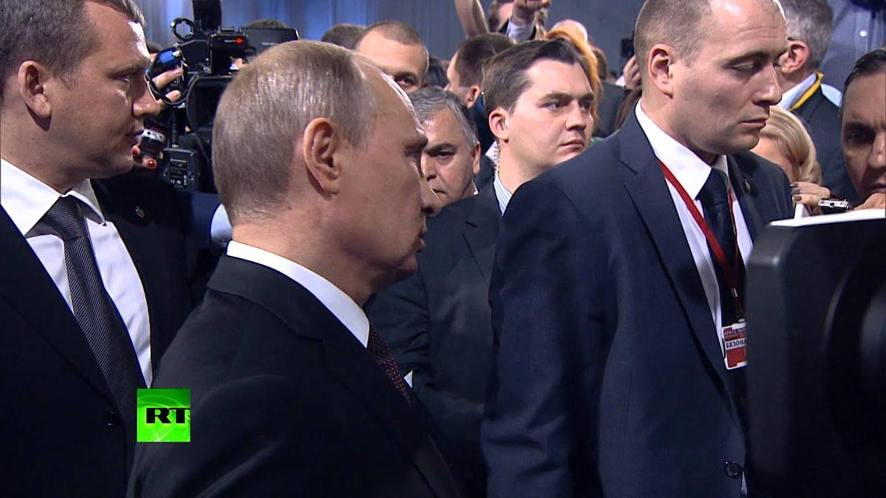 Путин: В ближайшее время будет подписан указ о помиловании Ходорковского