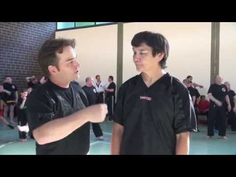 Don Wilson Seminar in Koblenz 2014 Interveiw & Technik 1