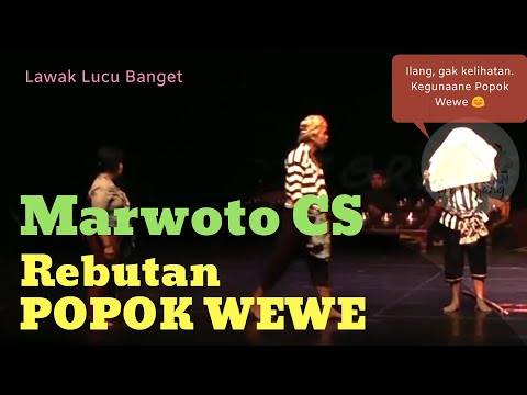"""MARWOTO & Yati Pesek """"Rebutan Popok Wewe"""" - Lawak Lucu Terbaru 2019"""