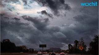 Powerful storm Brings Flooding to California