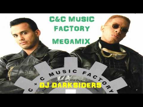 C&C Music Factory   Megamix by DJ DARKSIDERS