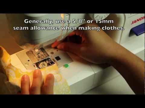 Beginner Sewing Series: Part 3- Simplicity Pattern 2290