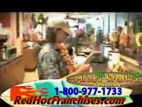 Maui Wowi Hawaiian Coffees and Smoothies Best Coffee Kiosks Coffee Shops Franchise Information