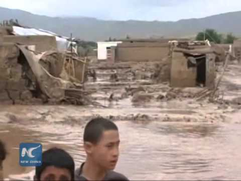 Flood kills 30 in Afghanistan