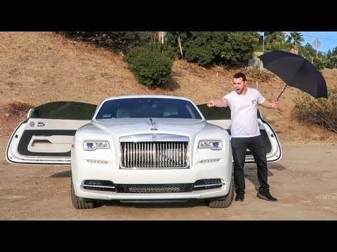 The $340,000 Rolls Royce Wraith Is INSANE