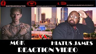 M.G.K. - CHIP OFF THE BLOCK |REACTION| SHADY BEARDS