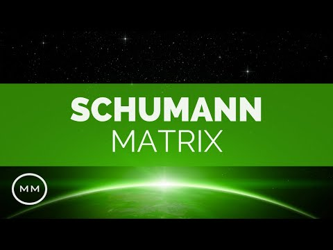 Schumann Resonance - All 6 Earth Tones - Binaural Beats Meditation Music