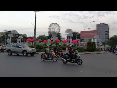 4K video: Cho Lon 2018 Đầu đường 3 Tháng 2 chuẩn bị đón tết Mậu Tuất 2018