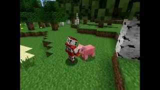 ACDC TNT Minecraft parody!