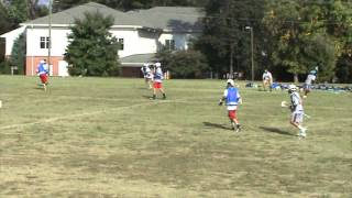 Ohio Valley University Lacrosse - Fall 2013 (Q4 vs. Guilford)