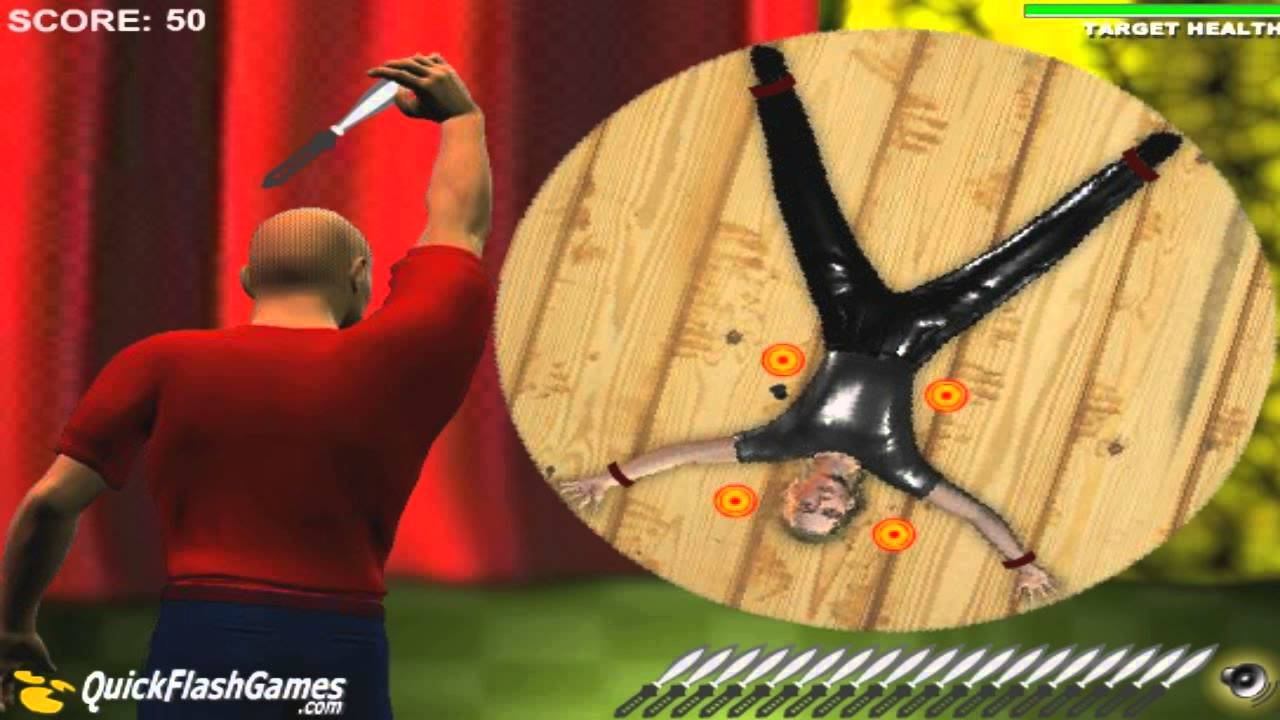 Throwing Games Online