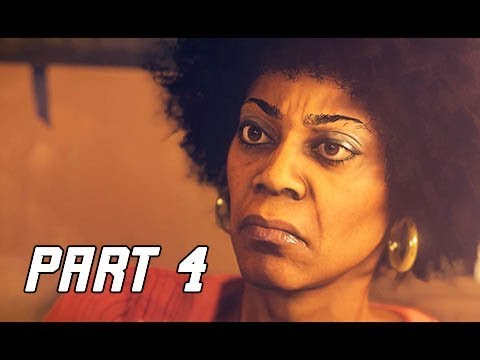 WOLFENSTEIN 2 THE NEW COLOSSUS Walkthrough Part 4  Grace Walker PC Ultra Let's Play Commentary