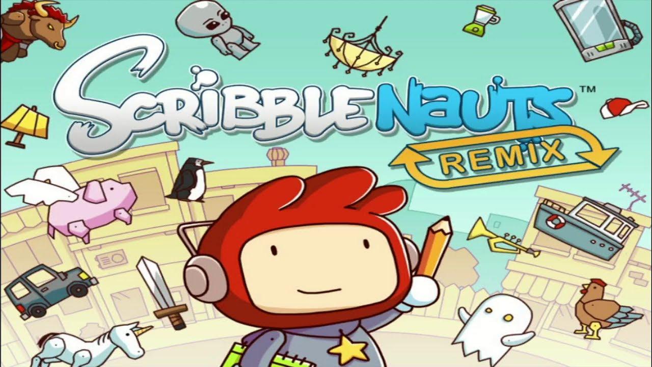 SCRIBBLENAUTS REMIX APK Free Download