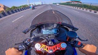 First Ride: 25 BHP Yamaha R15 V3 180cc Track Spec Build (Work In Progress)