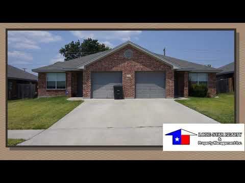Duplexes On Rent In Killeen, TX