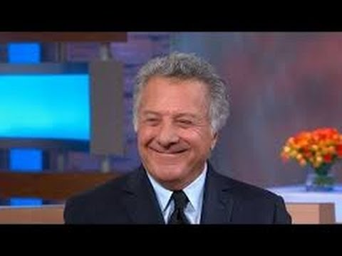 DUSTIN HOFFMAN IMITATES DE NIRO on 'LENO'