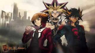 YUGIOH GX THEME SONG (LYRICS)