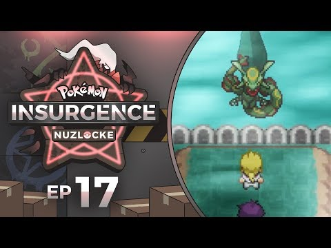 THAT IS NOT FAIR! WOW!! Pokemon Insurgence Nuzlocke Let's Play |  Episode 17