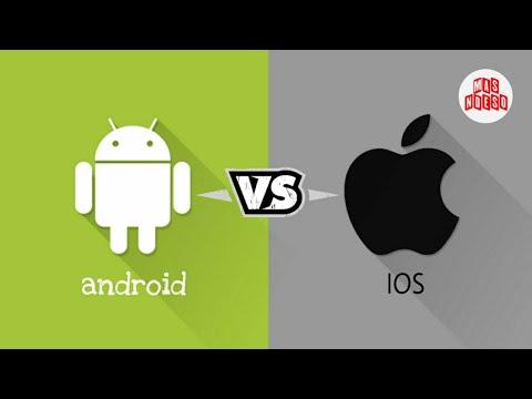 Kelebihan Dan Kelemahan OS Android Dibanding IOS - Bagusan Mana???