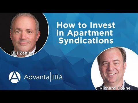 How to Invest in Apartment Syndications