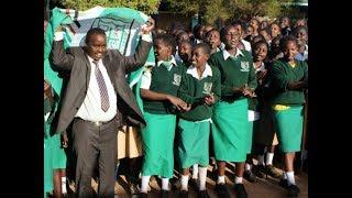 Pangani girls get top student in KCSE as Elgeyo Marakwet's Singore Girls leads in schools list