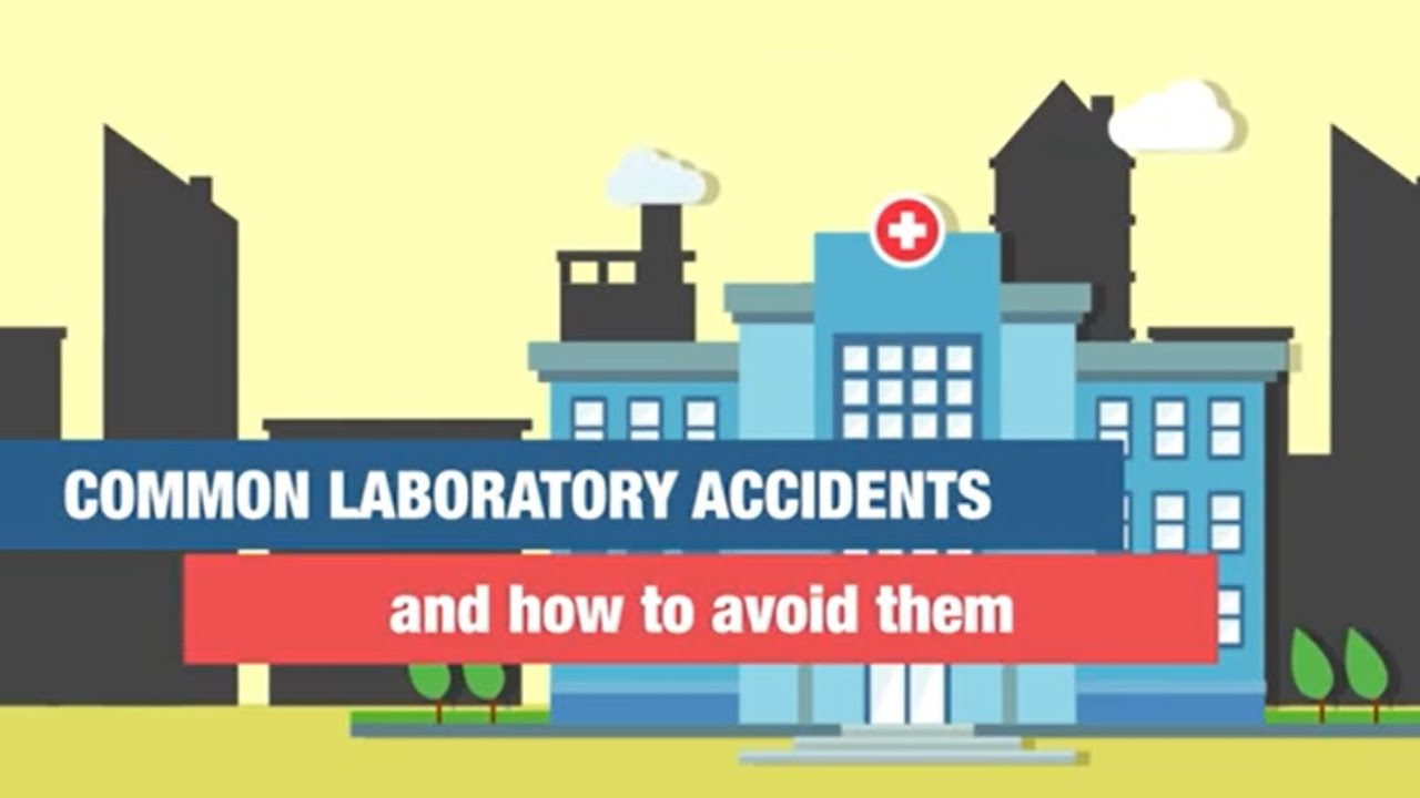 Common Lab Accidents and How To Avoid Them