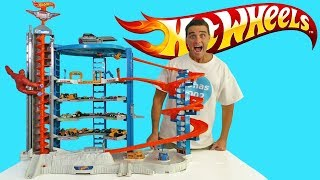 Hot Wheels Super Ultimate Garage ! || Toy Review || Konas2002